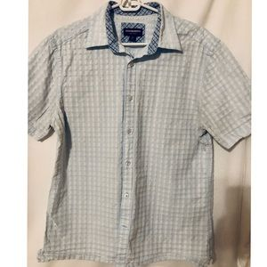 Johnston & Murphy button down casual size M